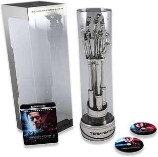 Terminator 2 Judgement Day Endoarm Collectors Edition 4K UHD