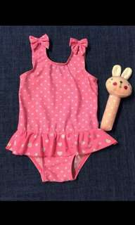 Mothercare Baby Girl Swimsuit