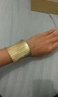 Goldy round bracelet