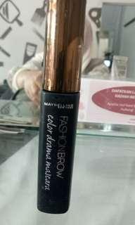 Mayelline fashion brow (color drama mascara)