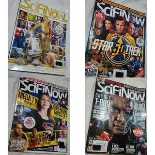 SciFiNow Magazine - Star Wars, Star Trek, Supergirl, Terminator