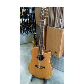 Crafter DE-12/N Acoustic guitar