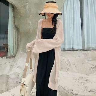🚚 中長款針織外套  #女裝半價拉