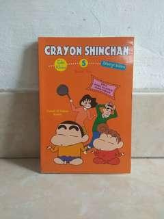 Komik Crayon Shinchan