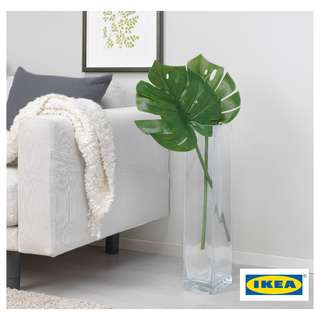 BRAND NEW Ikea SMYCKA Monstera WITH TAG (50pc)