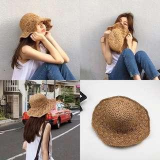 🚚 草編帽 #女裝半價拉