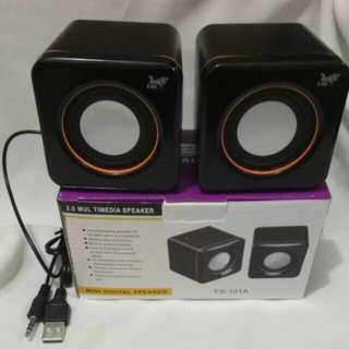 Speaker Aktif USB Multimedia