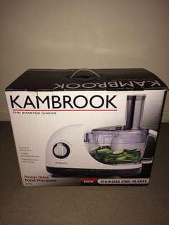 Kambrook Food Processor
