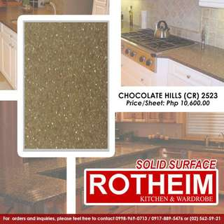 Rotheim Solid Surface