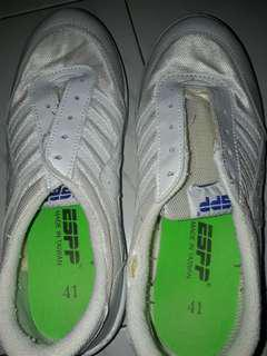 Selling my rarely used white shoes