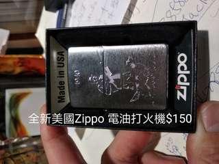 經典 Zippo 電油 打火機