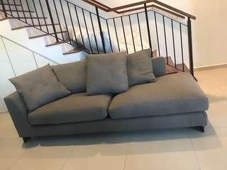 Designer Sofa/Day Bed