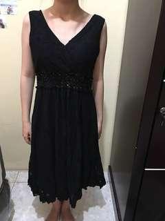 dress hitam / black dress