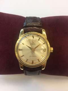 Omega 古董錶(皮帶)