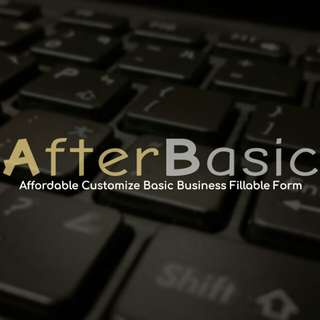 Affordable Customize Business Invoice / Receipt / Payroll Basic Fillable Form