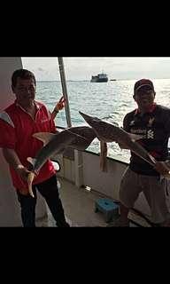 Scs fishing trip