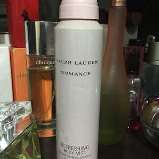 Sale!!! Authentic Ralph Lauren Romance Body mist