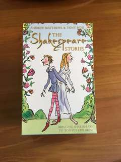 Age 7+ The Shakespeare Stories for Children - 16 books