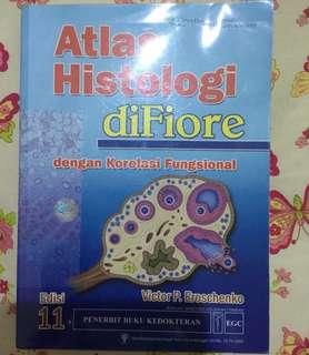 Buku Atlas Histologi diFiore edisi 11