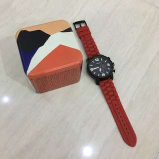 REPRICE FOR FAST DEAL!!! Fossil Watch (Mens Watch) (Jam Tangan Laki Laki) (Branded)