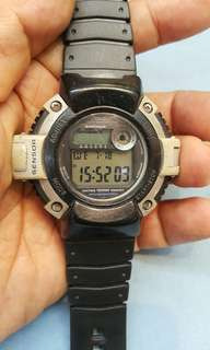 CASIO 2147 FTS-100 多功能跳字手錶(see settlement location frist)