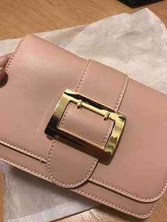 🚚 Pink Clutch/Mini Sling Bag
