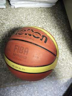 🚚 Molten籃球