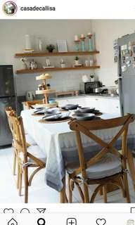 Zara Home Table Cloth / Taplak Meja