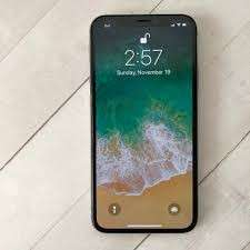 Iphone X 64GB Grey Bisa Kredit HP