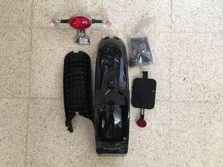 Stop Lamp V7 Racer Moto Guzzi Full Set