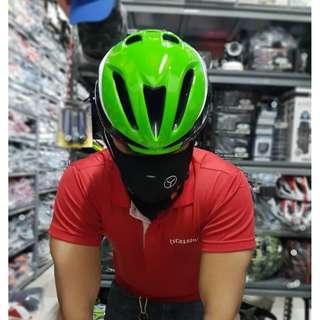 GrabMee Green Mtb Road Bike Helmet