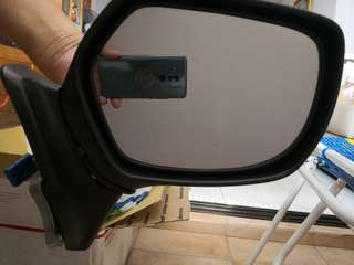 Used 2015 F6B right side rear view mirror