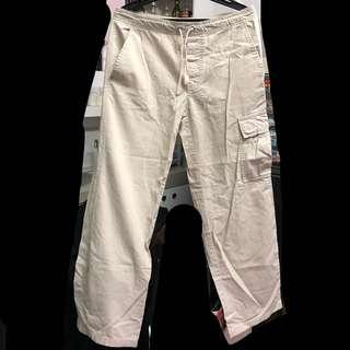 Giordano Drawstring Cotton Pants