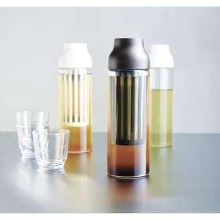 KINTO Cold Brew Capsule Carafe 1L