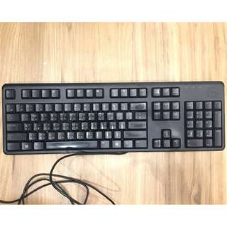6 x Keyboards with USB cables & 1 mouse