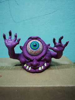 The Real Ghostbusters Bug-Eye Ghost