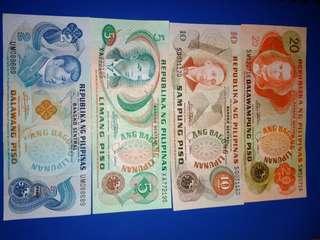 Ang bagong lipunan paper bill