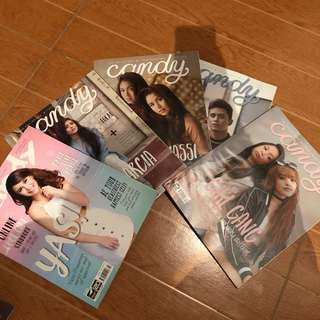 Candy Magazines