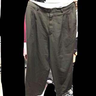 Dark Brown Slacks / Pants