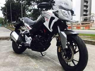 Honda CB190X Toursim (New)