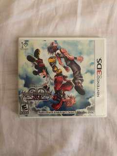 (REPRICED)(RUSH)Kingdom Hearts Dream Drop Distance 3DS