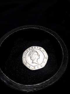 Great Britain 20 Pence, 1994