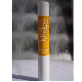 Khalisa Lip Balm Pure Vanilla Honey