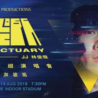 WTB: JJ Lin Concert Tickets in Singapore- DESPERATE!
