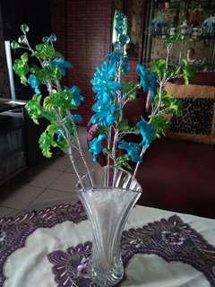 Vas + bunganya 5 batang