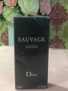 Dior Savage 20ml Travel Perfume
