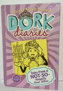 Dork Diaries : Tales From A Not-So-Happily Ever After