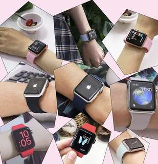 全新 Apple Watch 錶帶
