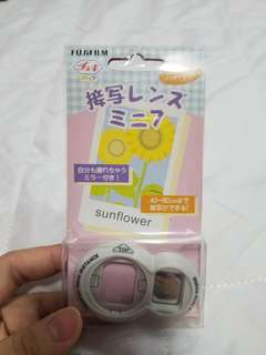 FUJIFILM INSTAX MINI 7 CLOSE-UP LENS (SELFIE LENS)