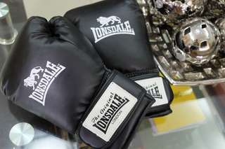 Boxing Gloves (Lonsdale - L/XL)